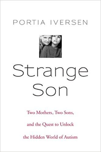 Strange Son Book Cover copy
