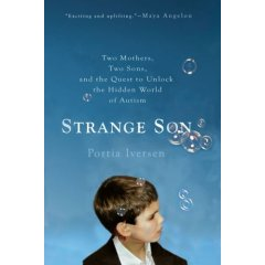 Strange Son paperback cover copy